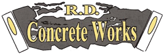 R.D. Concrete Works